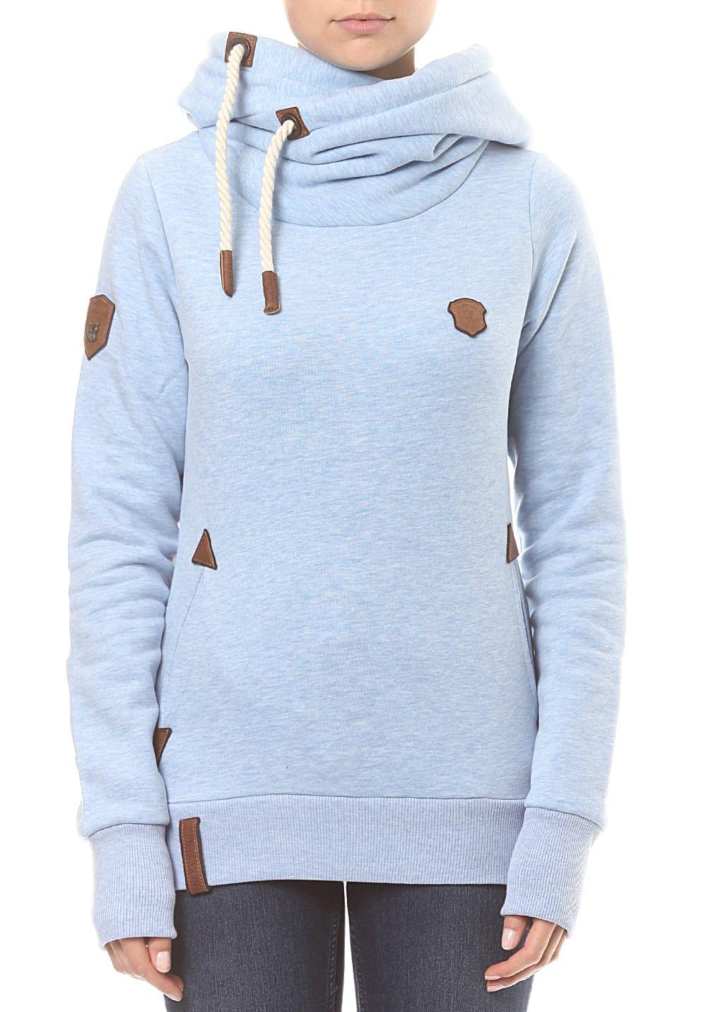 Naketano Darth Ix I Kapuzenpullover Fur Damen Blau Jetzt Bestellen Unter Https Mode Ladendirekt De Damen Bekleidung Pullov Kapuzenpullover Pullover Mode
