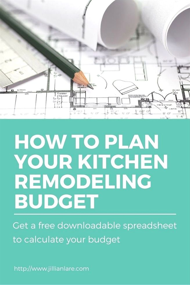 Learn how to plan your kitchen remodeling budget and download a free