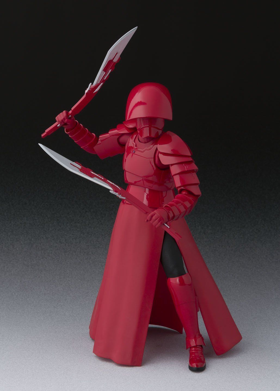 Star Wars Elite Praetorian Guard BANDAI S.H.Figuarts Action Figure The Last Jedi