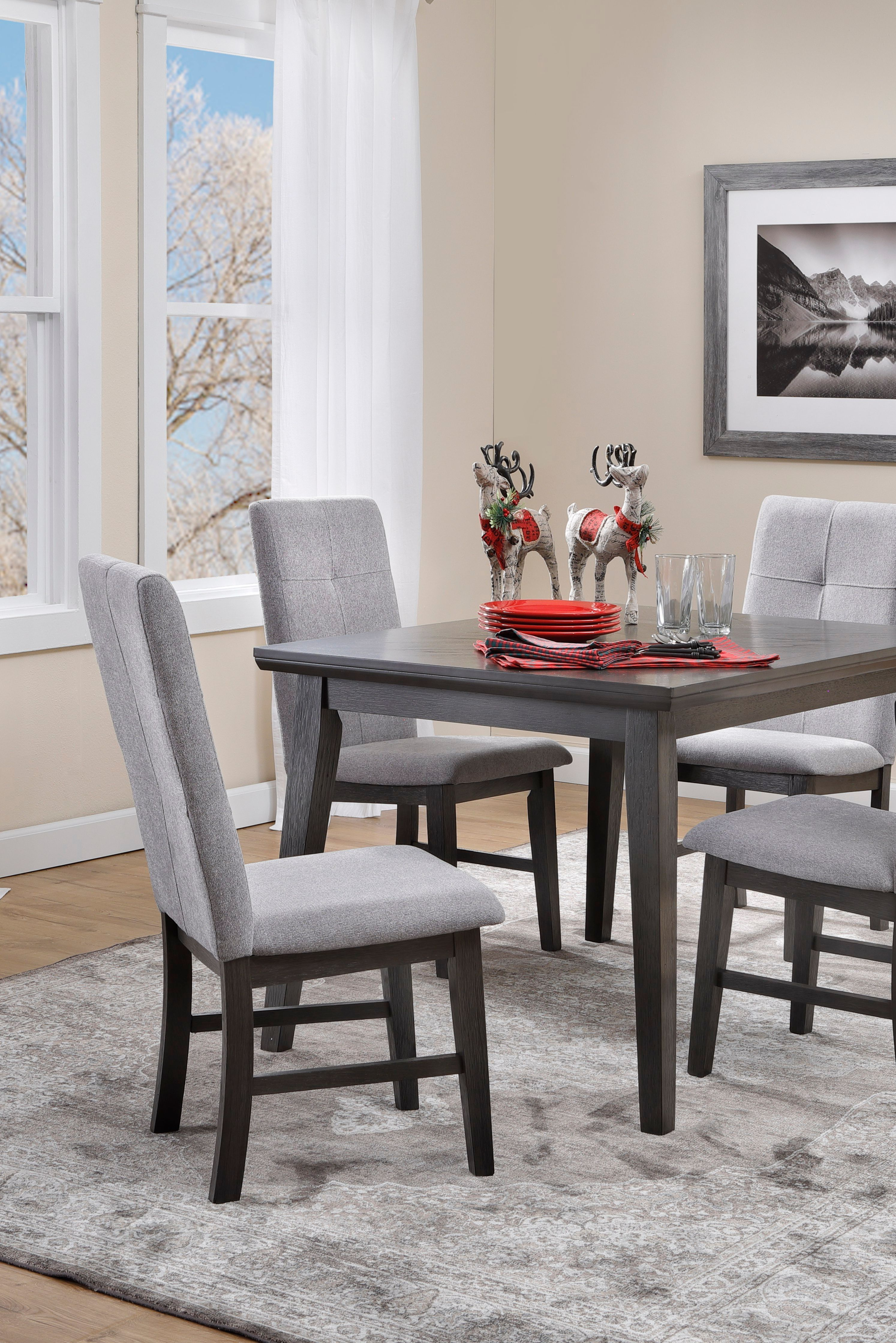Get the Collegiate 5 piece Dining Set for 299 during the