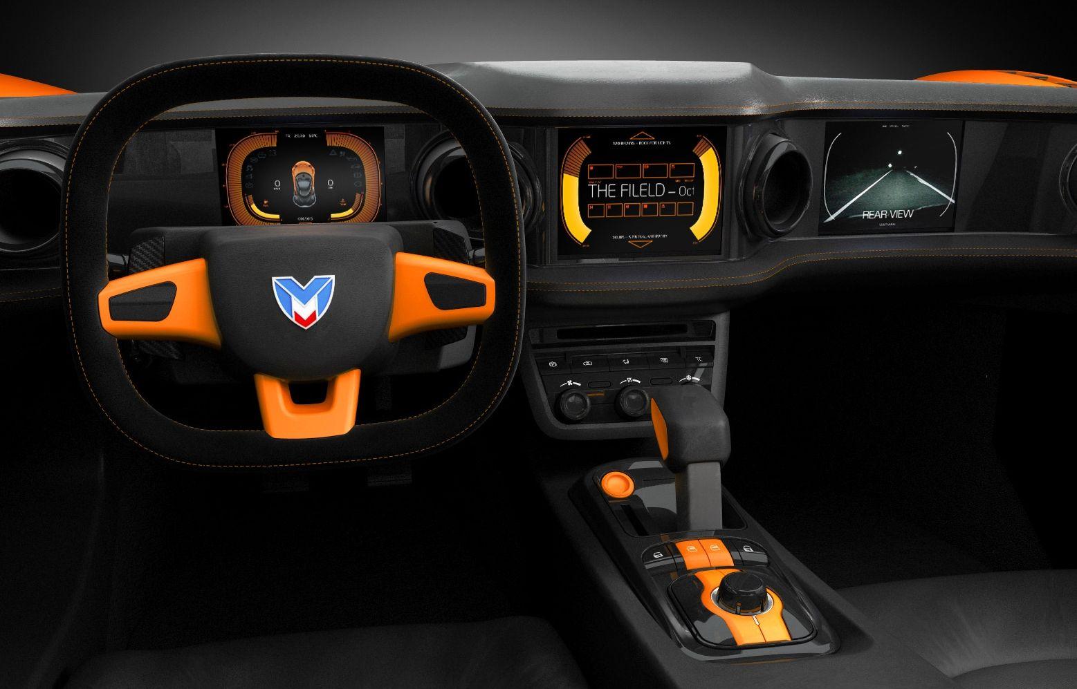 Marussia B2 interior. Mmm... | Wicked Rides | Pinterest ...