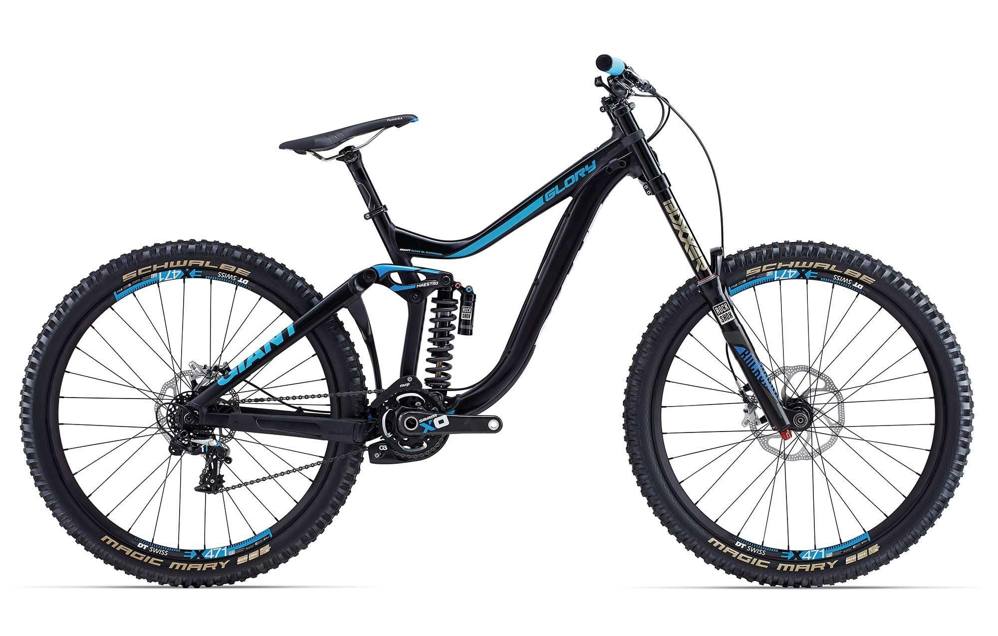 Giant Glory 27 5 0 2015 Mountain Bike Giant Bicycle Downhill