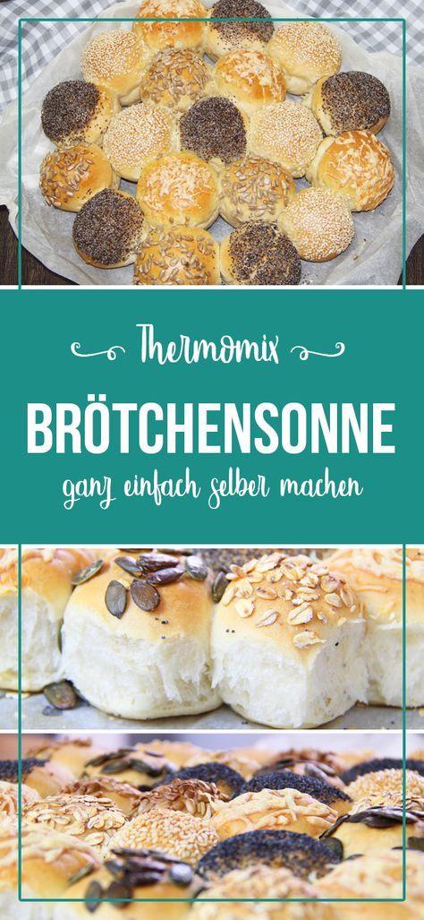 Brötchensonne / Partysonne - dieHexenküche.de | Thermomix Rezepte