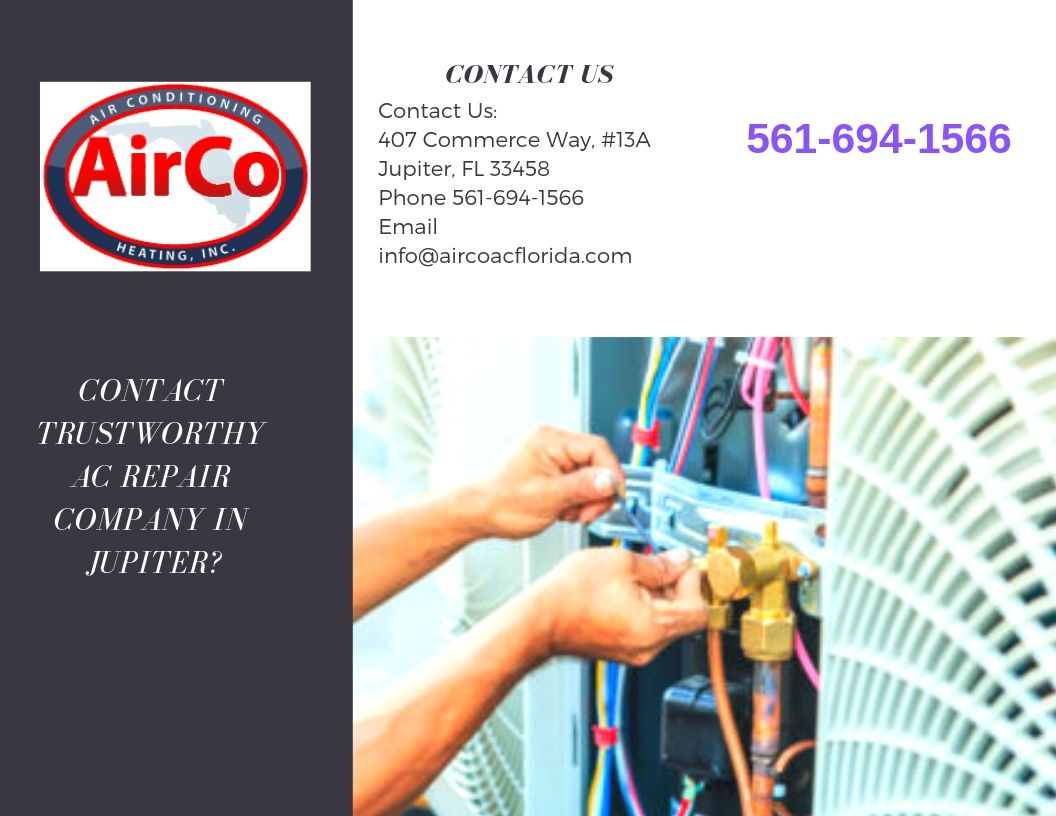 Are You Looking For A Dependable And Trustworthy Ac Repair Company