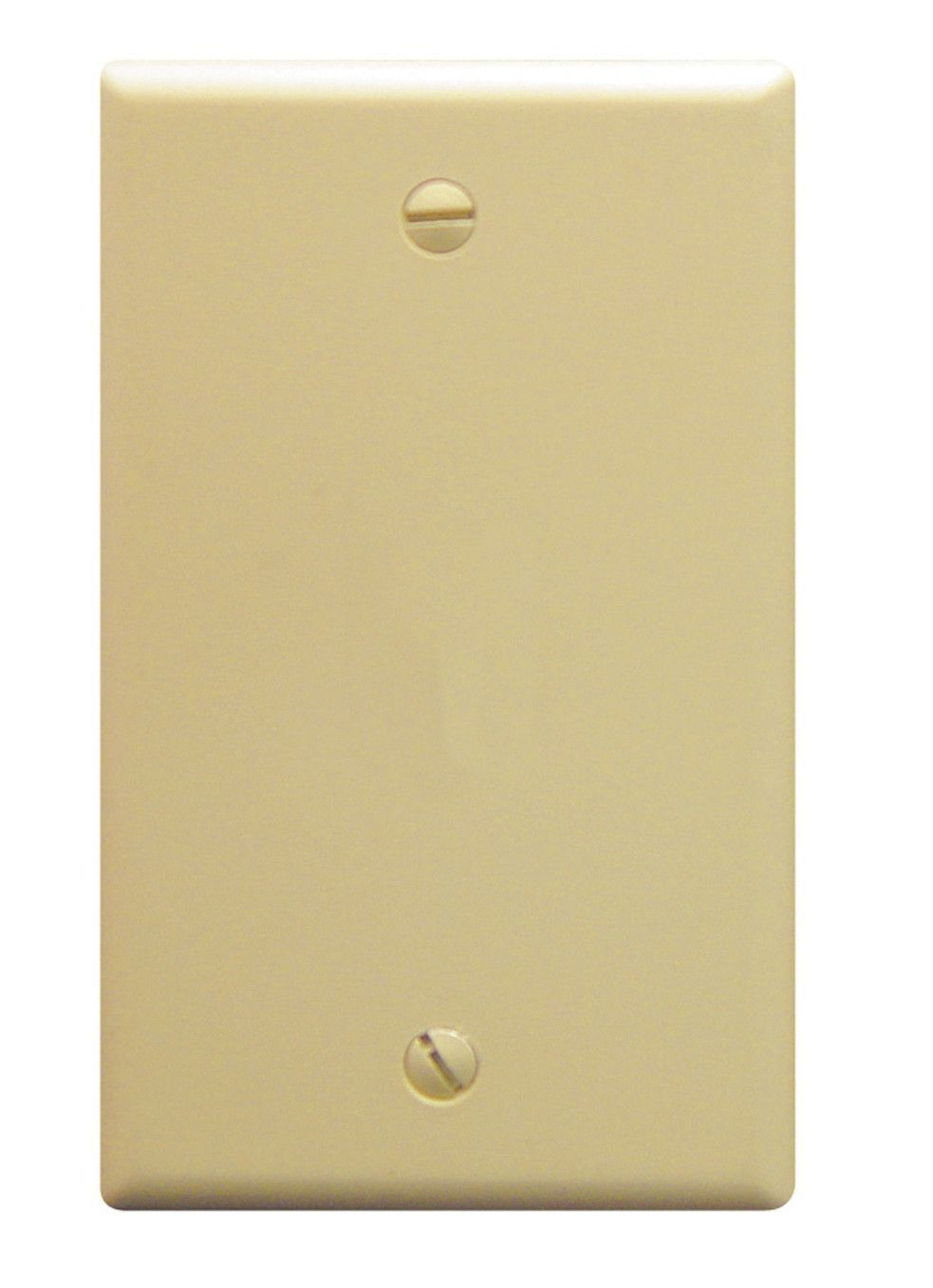 Flush Wall Plate Blank IVORY - ICC-IC630EB0IV - by ICC | Products ...