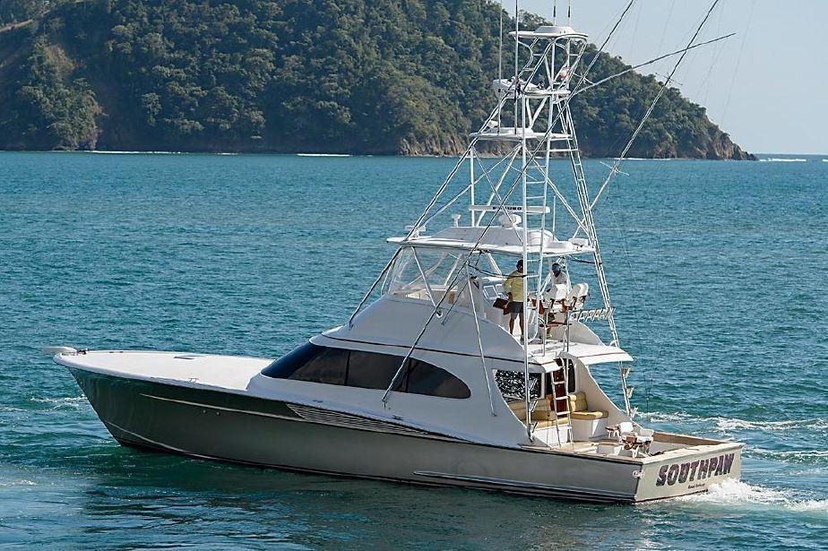 2009 Spencer Yachts Custom 57 foot Carolina sport