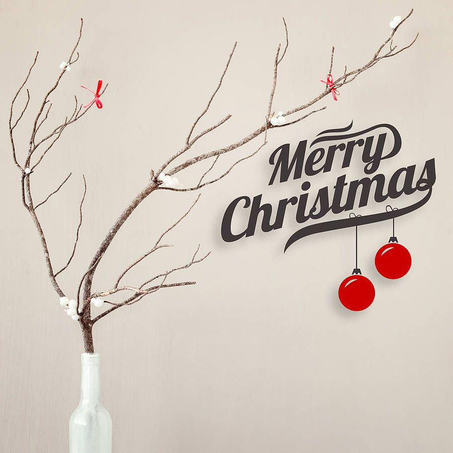 Merry christmas scripture wall sticker home interior design merry christmas scripture wall sticker amipublicfo Gallery