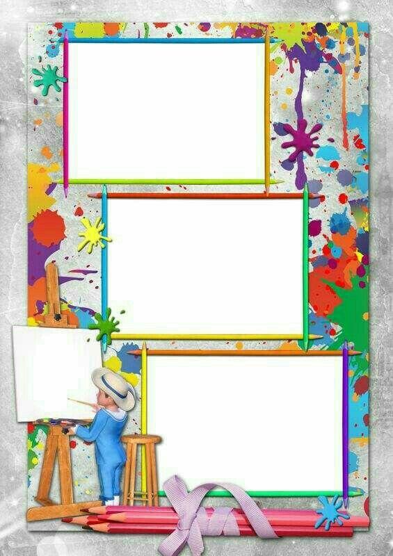 Boarders And Frames Boarder Designs Kids Frames