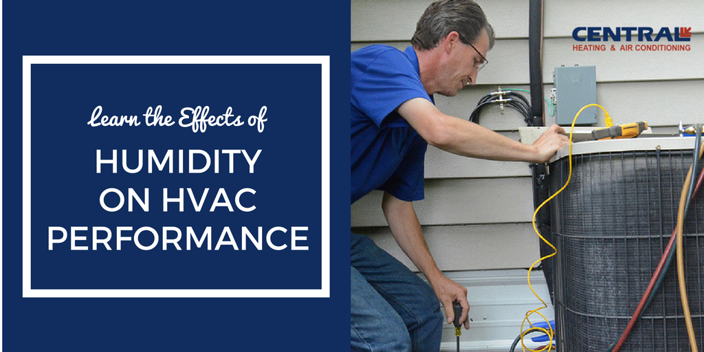 Effects of Humidity on HVAC Performance http//www