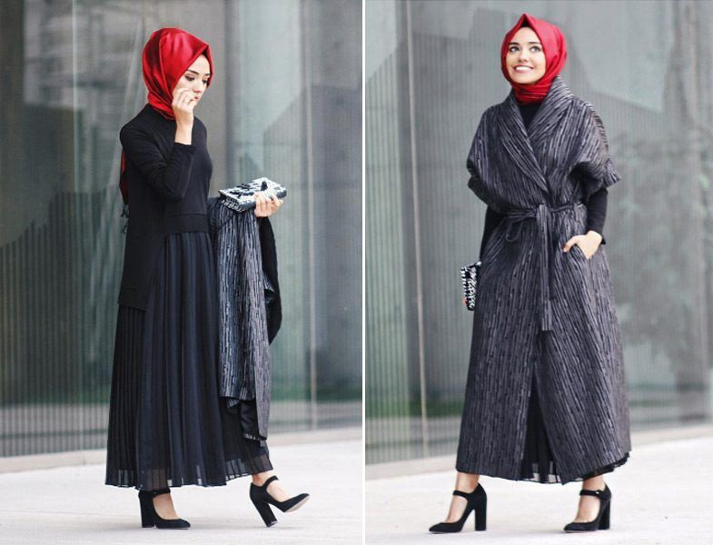 Baqa Tesettur Giyim Markalari Islami Moda Moda Stilleri Giyim