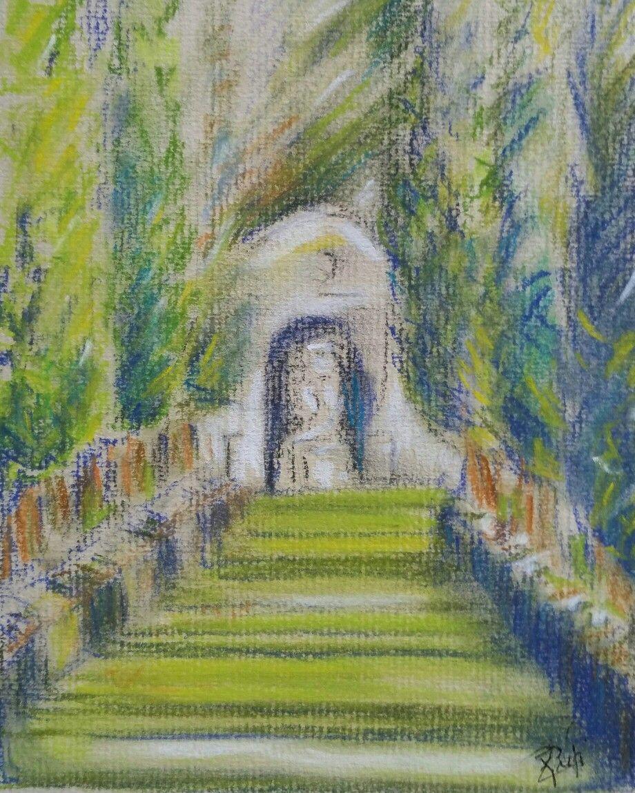 Jardin Italien Jardin Italie Farniente Promenade Arbres Trees