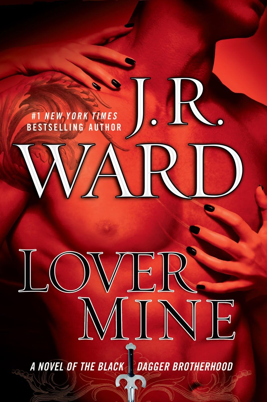 Find This Pin And More On I Love The Smell Of Books Lover Mine By Jr Ward Black  Dagger Brotherhood