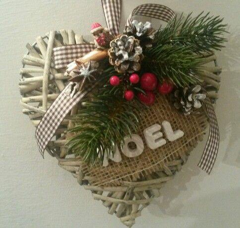 Cuore Noel.. Il Cassetto dei Sogni https://m.facebook.com/Il-Cassetto-dei-Sogni-1890162974542736/