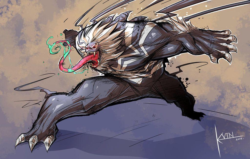 Leo-Venom by COLOR-REAPER on DeviantArt
