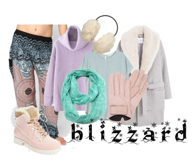 """Blizzard"" by onetribeapparel ❤ liked on Polyvore featuring MANGO, ModestlyChic Apparel, Australia Luxe Collective, Mario Portolano and Uniqlo"