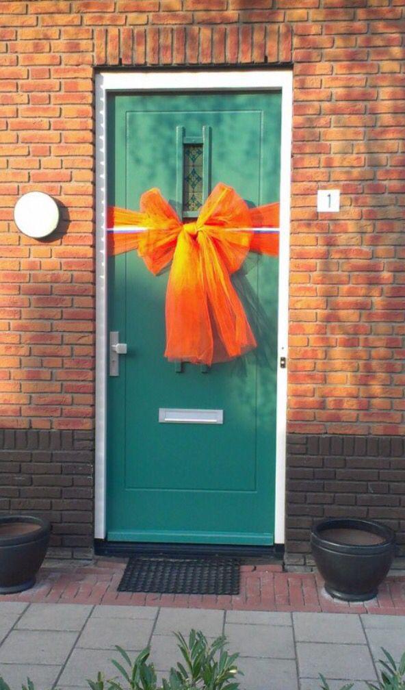 Leuk idee voor Koningsdag!   Gevonden op welke.nl