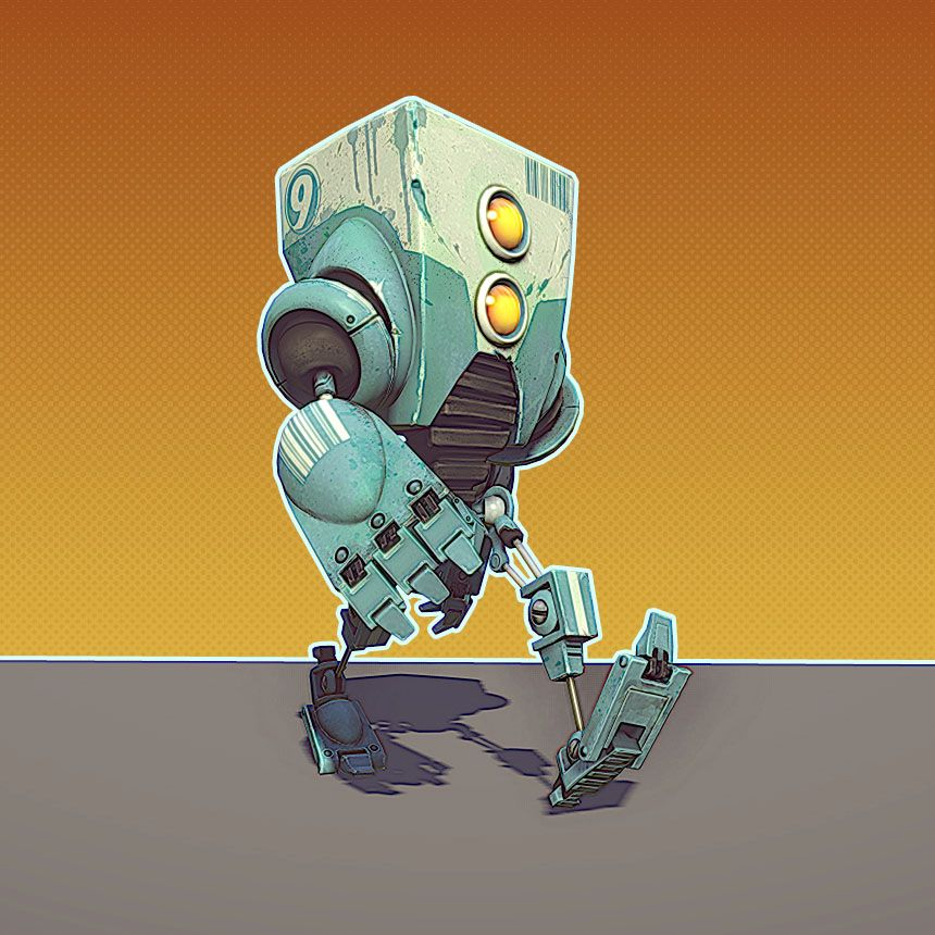 CreatureBox_Robot