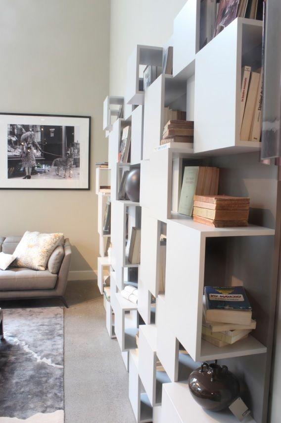 Roche Bobois | PIXL bookcase, designed by Fabrice Berrux ...