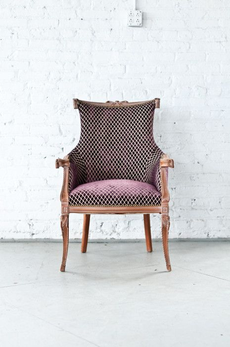 Professor Plum Chairs Patina Chair Recovering Chairs Upholstered Chairs