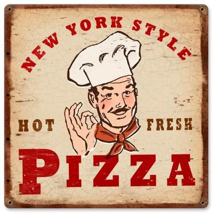 La Mia Pizzeria Restaurant New York Ny