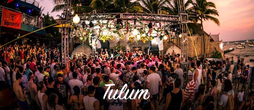 Best Tulum New Year's Eve Parties 2018 | Tulum, Playa del ...