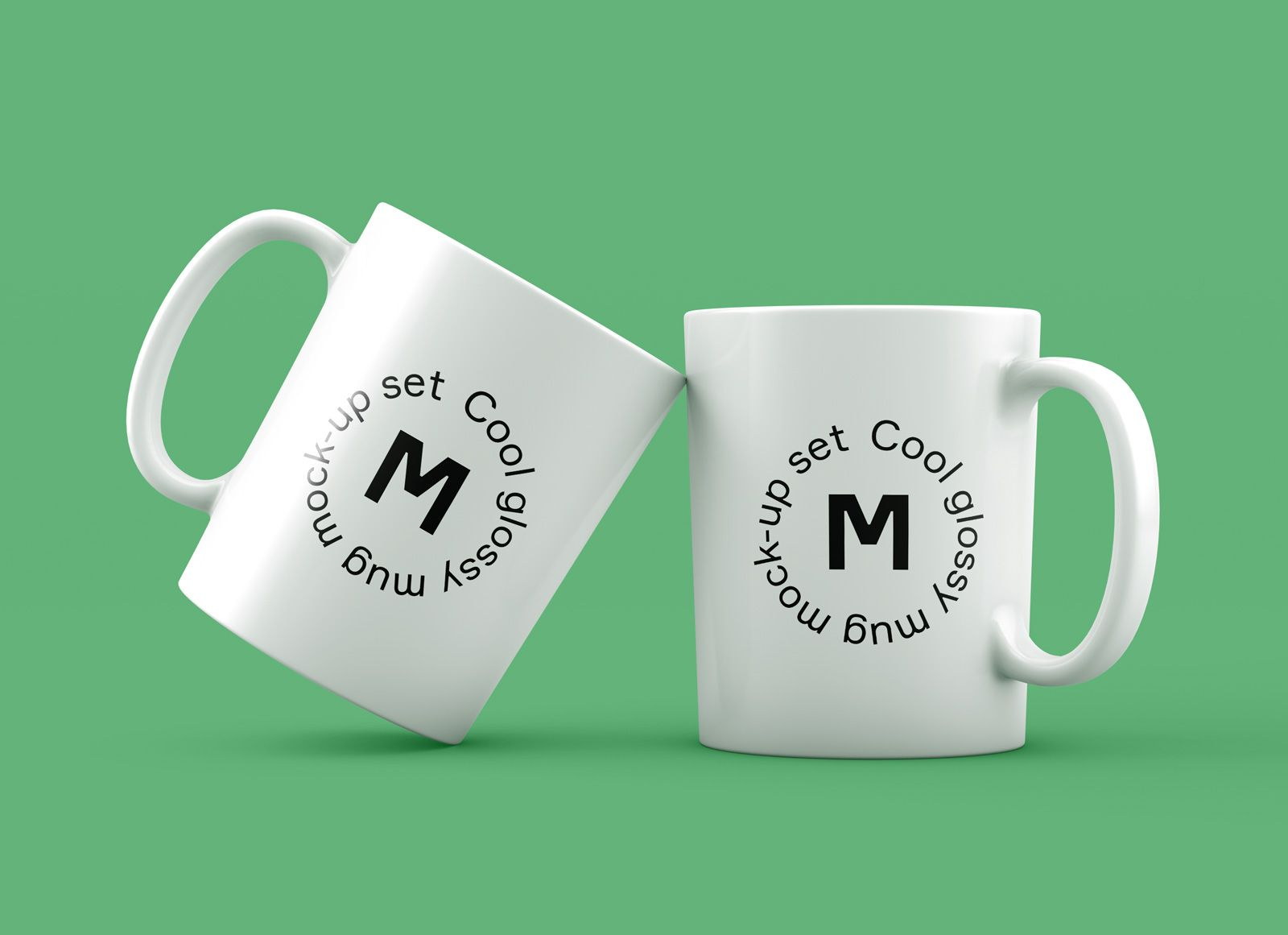 Free Twin Mug Mockup Psd Mockup Free Psd Design Mockup Free Mugs