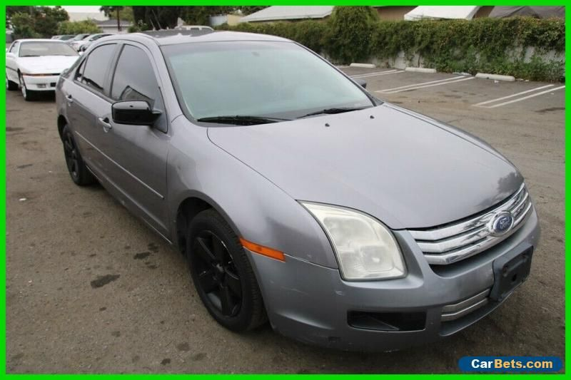 2007 Ford Fusion Sedan I4 Ford Fusion Forsale Canada Ford Fusion Cars For Sale Ford