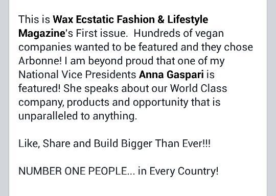 Wax ecstatic fashion & lifestyle mag