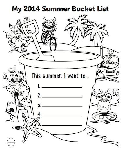 I LOVE these End of the Year Freebie Printables!! Super