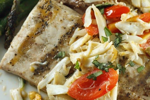 Crab jumbo meat lump