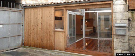 un garage transform en appartement par des architectes franais - Transformer Un Garage En Logement