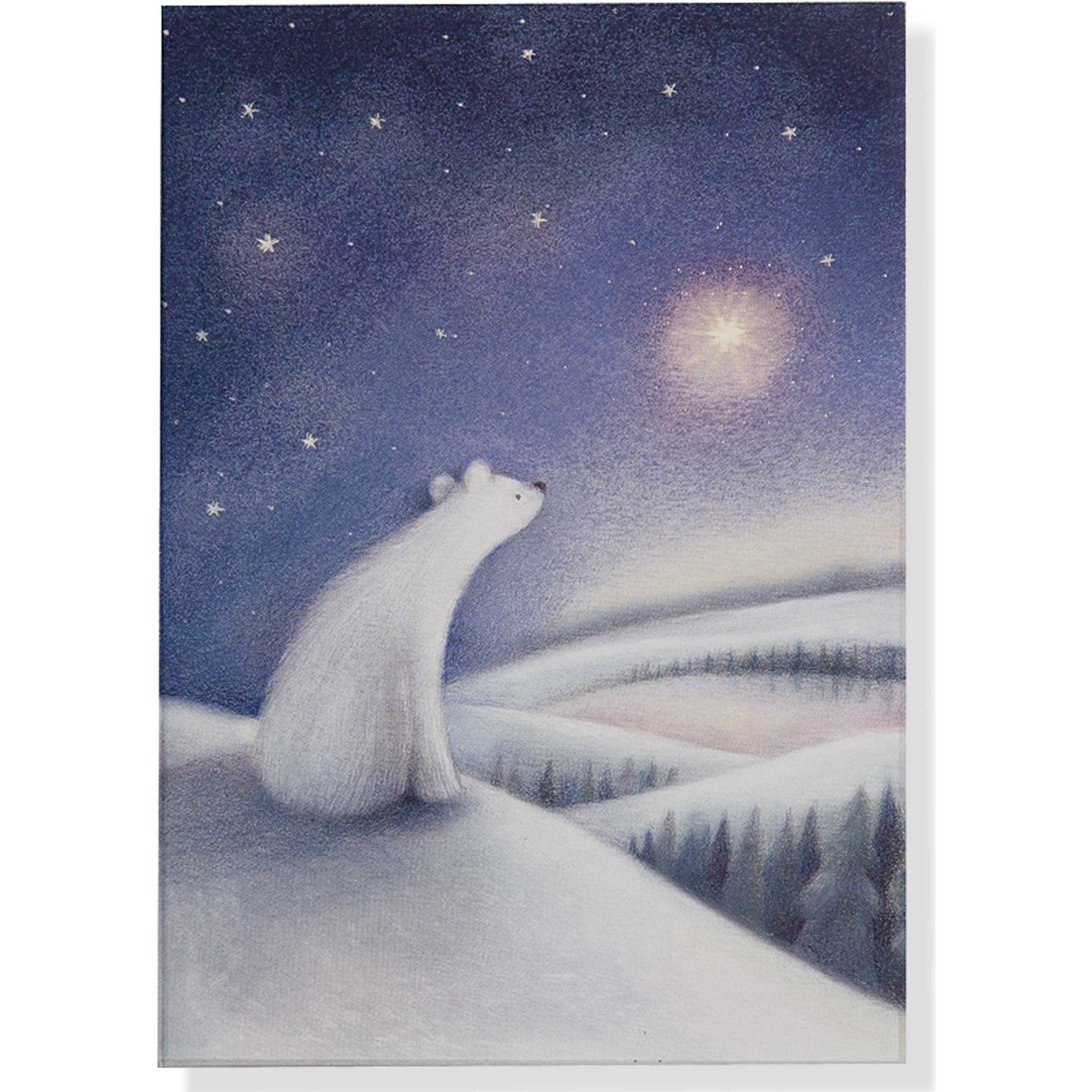 Wishing Upon a Star Small Boxed Holiday Cards (Christmas Cards ...