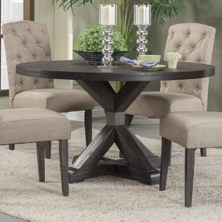 Home In 2019 Round Dining Room Sets Dining Room Table Round