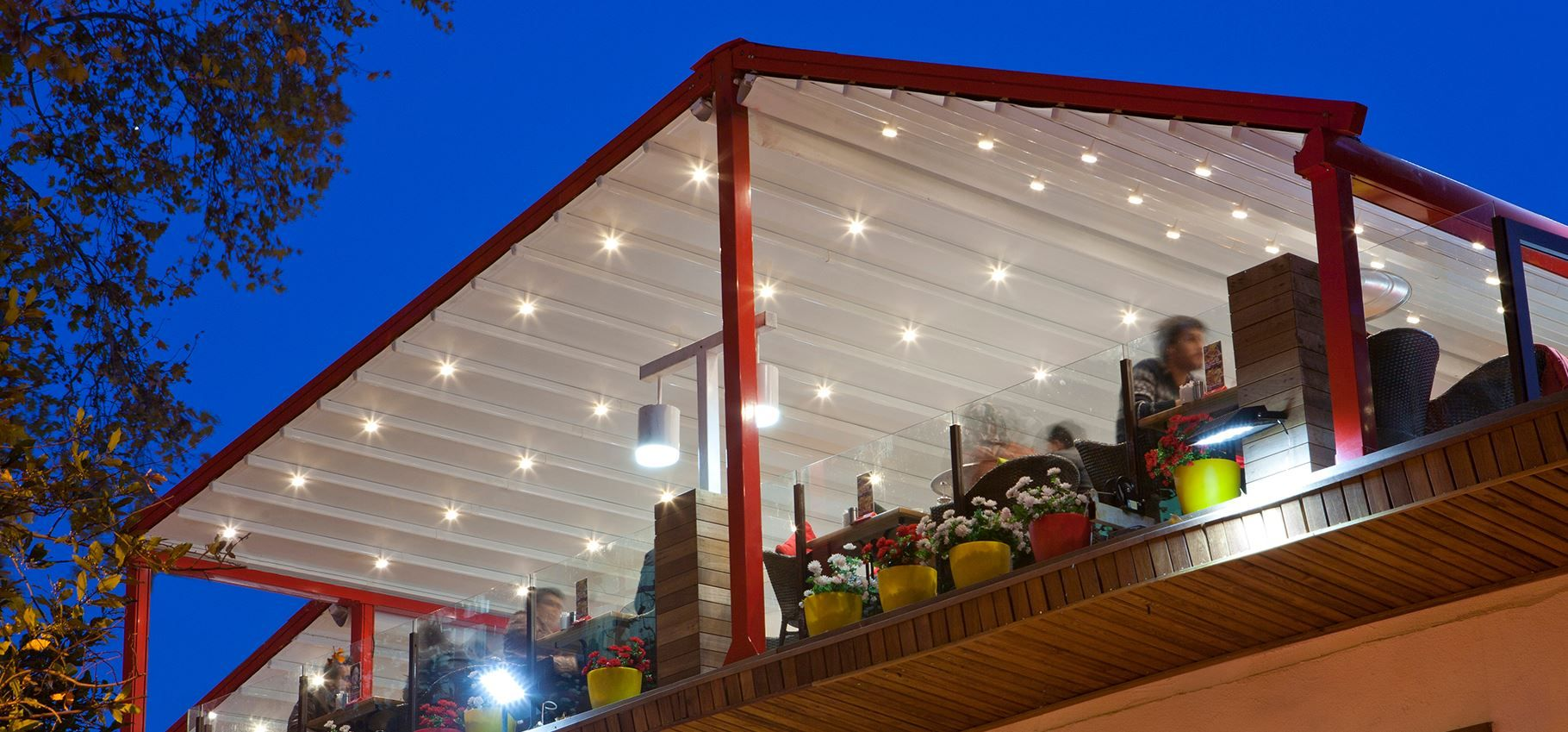 Retractable Roof System Awnings Roofing Systems Awning Retractable Roof