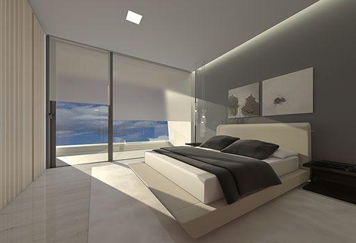 Pared dormitorio luz indirecta buscar con google - Iluminacion falso techo ...
