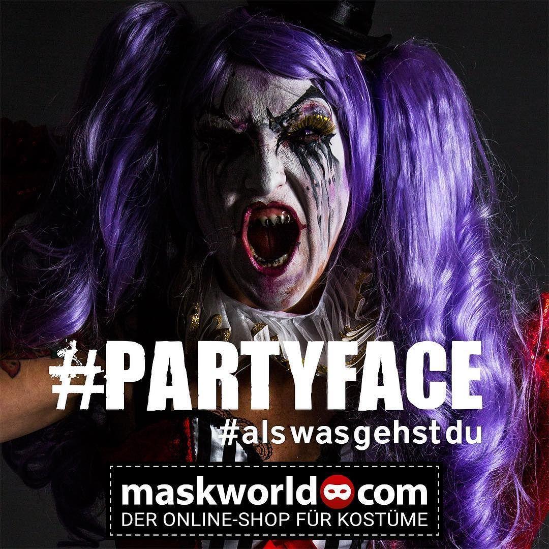 Nicht vergessen: Am 05.11. steigt unsere große  Halloweenparty in Berlin. Setz Dein #Partyface auf und feiere mit: http://ift.tt/2dDb1Ud