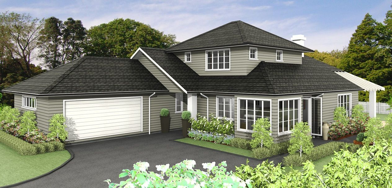 More linear boards Three bedroom house plan, House plans