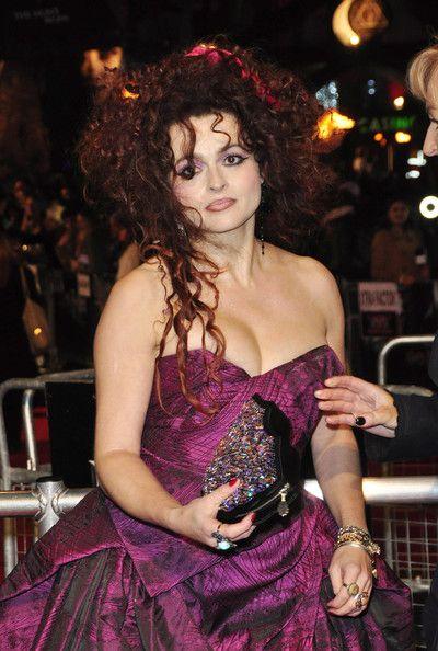 Bellatrix Lestrange Helena Bonham Carter In The Harry Potter Films Costume Designer Jany Temime Harry Potter Films Bellatrix Lestrange Harry Potter Movies