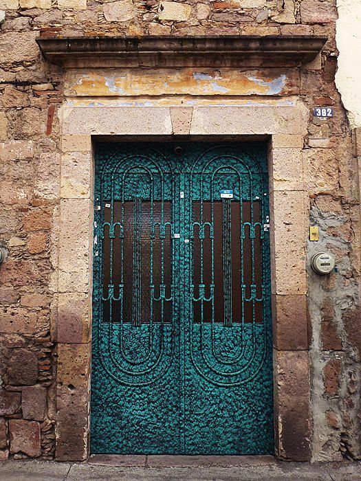 Mexican Door 51Mexico Art Architecture Mexico City