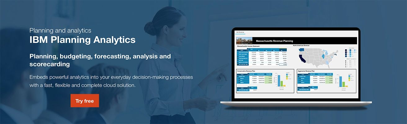 IBM Planning Analytics Trial