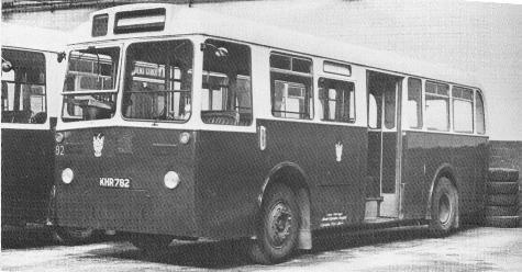 Daimler Freeline - Park Royal