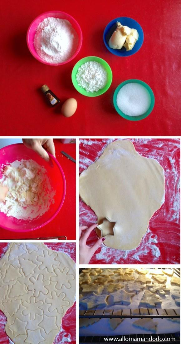 Recette + Glaçage Facile des Sablés de Noël (#DIY tuto photos #sabledenoel Recette + Glaçage Facile des Sablés de Noël (#DIY tuto photos!) - Allo Maman Dodo #sabledenoel