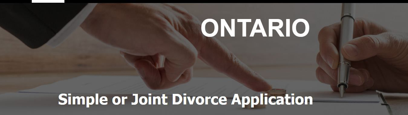 Cost of divorce in ontario