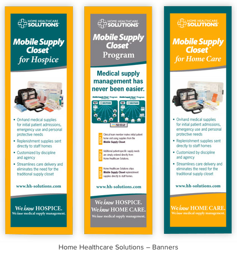 Home Healthcare Solutions Hhs Banners For More Hhs Designs Check Out Our Case Studies Page Http Healthcare Solutions Medical Supplies Supply Management