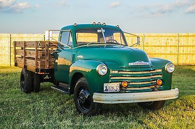 1953 Chevrolet 6400 Classic 1953 Chevy 6400 Truck Classic Chevy