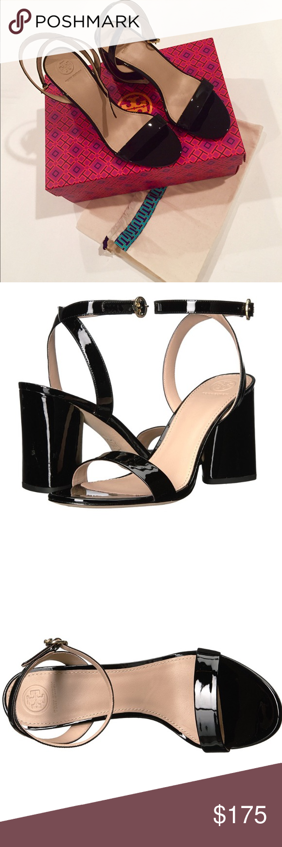 071f1cb51ae Tory Burch® Elizabeth 2 85mm Sandal Keep your look pristine for any  occasion with the