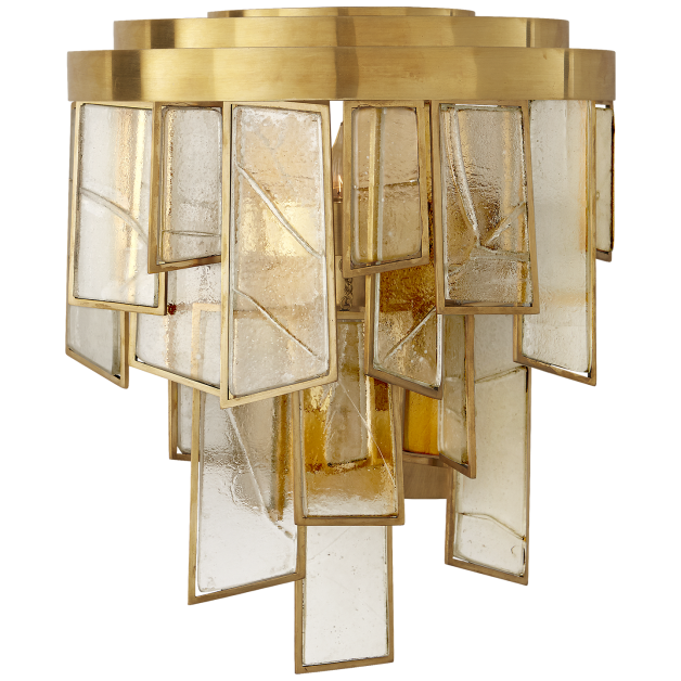 a875ff7760d7 Ardent Small Waterfall Sconce | Lighting | Small waterfall, Sconces ...