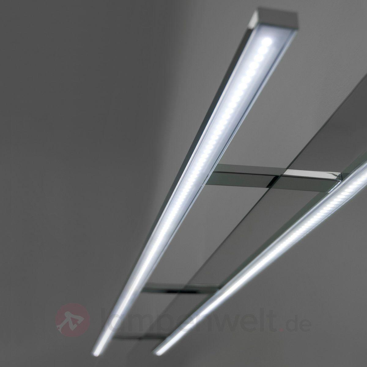 100 Cm Breite Led Spiegellampe Esther Spiegellampe Led Spiegel Lampe