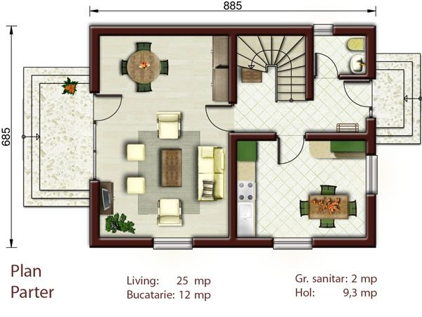 Home plans projects
