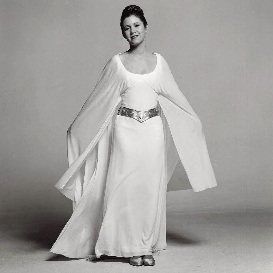 Star Wars: Fit for a Queen — CEREMONIAL GOWN A New Hope: For the ...